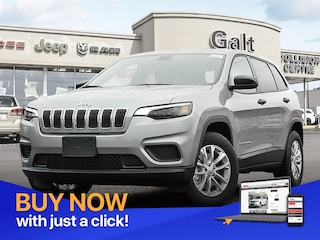 2019 Jeep New Cherokee SPORT 4X4 | COLD WEATHER GRP UCONNECT SUV