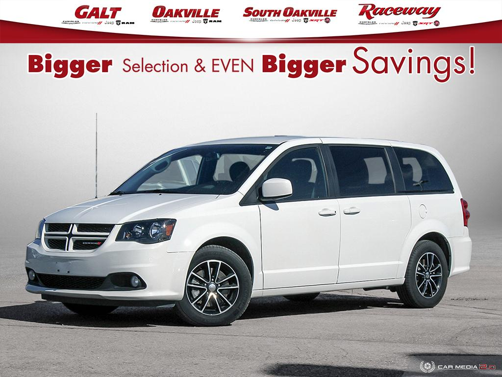 2019 Dodge Grand Caravan GT   LEATHER PWR LIFTGATE NAV HEATED SEATS Minivan/Van