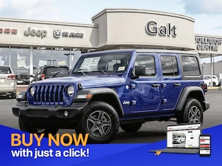 2019 Jeep Wrangler Unlimited SPORT 4X4 | UCONNECT SUV