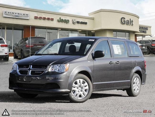 2019 Dodge Grand Caravan CVP | Van Passenger Van