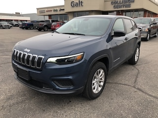 2019 Jeep Cherokee SPORT 4X4 | COLD WEATHER GRP CARPLAY REMOTE START SUV