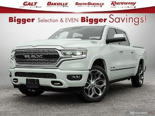 2019 Ram All-New 1500 LIMITED CREW 4X4 DEMO | LEATHER TOW GRP NAV Truck Crew Cab
