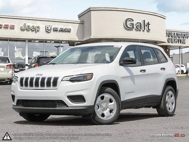 2019 Jeep New Cherokee SPORT | 5.0TOUCH BLUETOOTH SUV