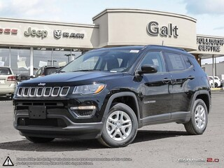 2018 Jeep Compass SPORT PLUS | MANUAL HEATED GRP BACK UP CAM SUV