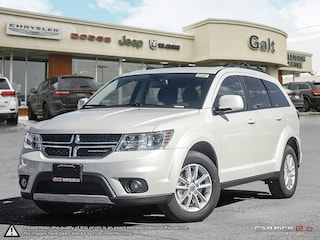 2017 Dodge Journey SXT AWD DEMO | DVD NAV BACK UP CAM 8.4TOUCH SUV