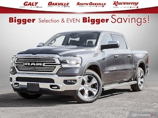 2019 Ram All-New 1500 LARAMIE CREW 4X4 | NAV LEATHER Truck Crew Cab