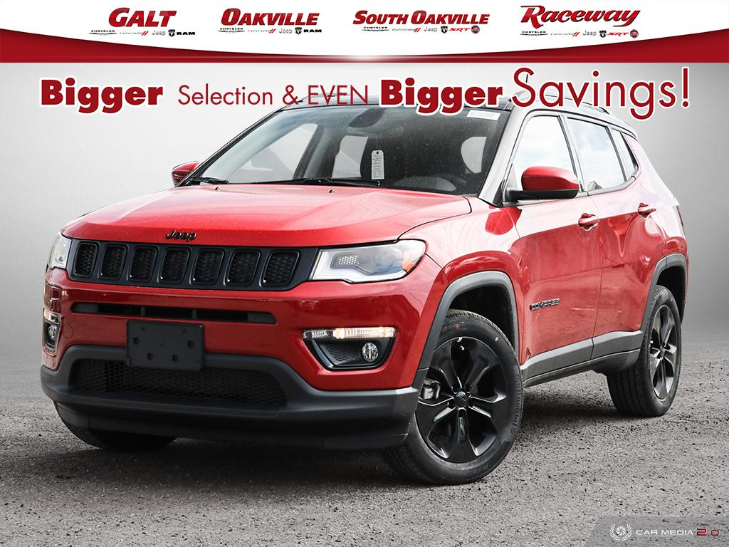 2019 Jeep Compass ALTITUDE 4X4 | NAV SUNROOF PWR LIFTGATE SUV