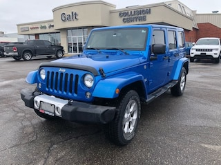 2014 Jeep Wrangler Unlimited Sahara SUV