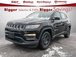 2021 Jeep Compass Sport SUV for sale in Cambridge, ON