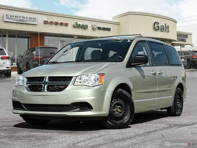 2012 Dodge Grand Caravan SXT PLUS | ROOF RAILS UCONNECT STOW N' GO Van
