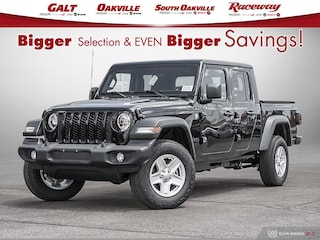 2020 Jeep Gladiator SPORT S 4X4 | TOW GRP UCONNECT  Truck Crew Cab