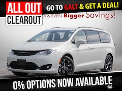 2019 Chrysler Pacifica TOURING-L   NAV UCONNECT 8.4 TOUCH DVD SAFETY TEC Van Passenger Van
