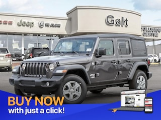 2019 Jeep Wrangler Unlimited SPORT 4X4 | BLUETOOTH 5.TOUCH SUV
