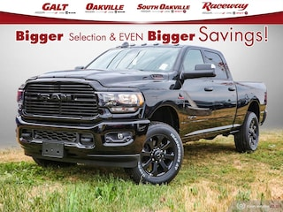 2020 Ram 3500 Big Horn Night Edition Truck Crew Cab