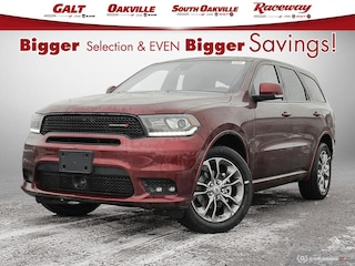2019 Dodge Durango GT AWD | SUNROOF TOW GRP LEATHER NAV UCONNECT SUV