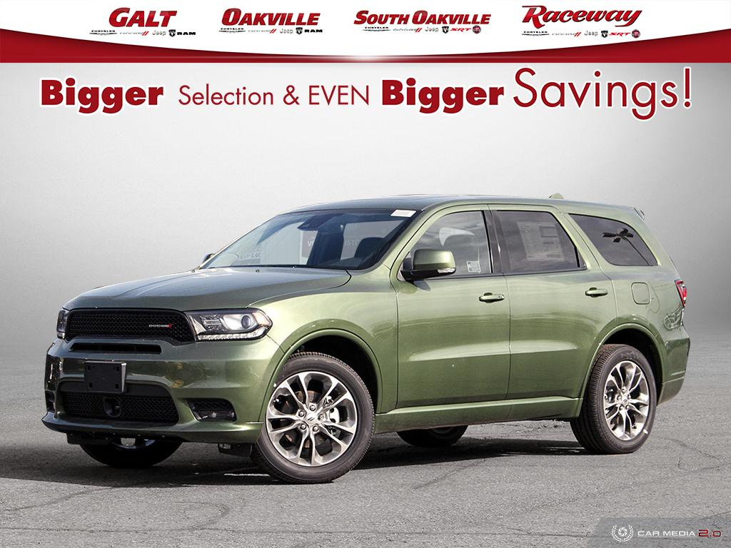 2019 Dodge Durango GT AWD | NAV SUNROOF LEATHER UCONNECT SUV