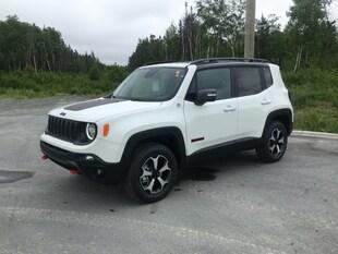 2019 Jeep Renegade Trailhawk DEMO SUV