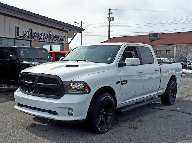 2018 Ram 1500 Night Edition Truck Crew Cab