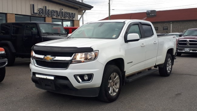 2015 Chevrolet Colorado LT 4X4 w/ Powertrain Warranty Truck Crew Cab