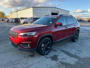 2019 Jeep Cherokee Altitude DEMO SUV