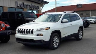 2015 Jeep Cherokee North with Gold warranty SUV