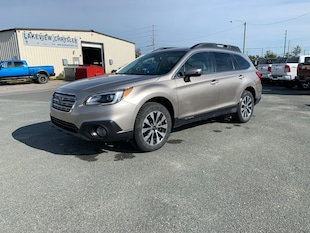 2016 Subaru Outback 3.6R Limited Package w/Technology SUV