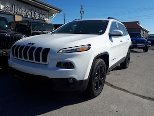 2018 Jeep Cherokee High Altitude DEMO SUV