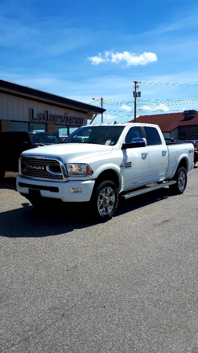 2018 Ram 2500 Laramie Limited Truck Crew Cab