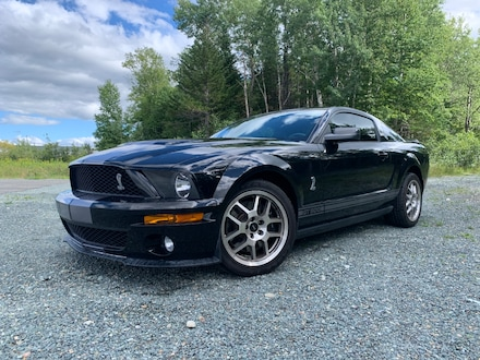 2007 Ford Shelby GT500 Mustang Coupe