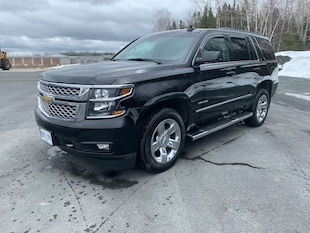 2019 Chevrolet Tahoe LT 4x4 Luxury Package SUV