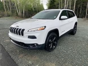 2018 Jeep Cherokee Limited DEMO SUV