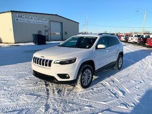 2019 Jeep Cherokee North DEMO SUV