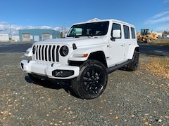 2021 Jeep Wrangler Unlimited Sahara High Altitude SUV