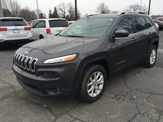 2016 Jeep Cherokee V6, AWD, Groupe Remorquage