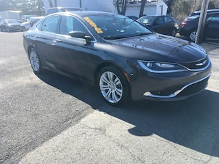 2015 Chrysler 200 4dr Sdn Limited FWD, Sieges Chauffant Berline