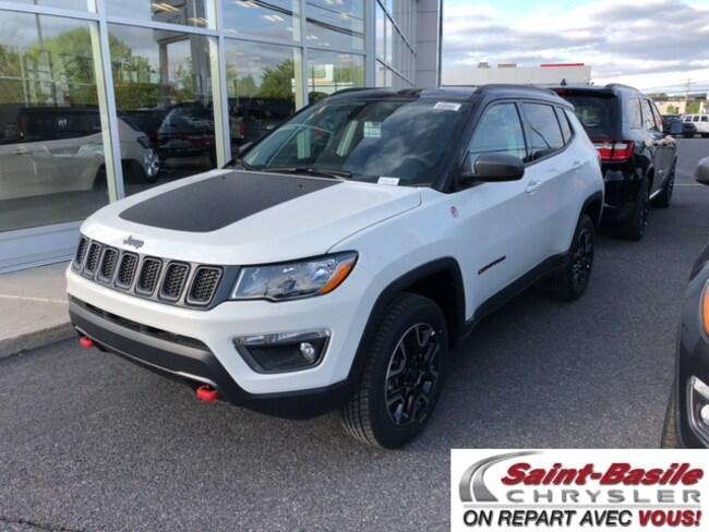 2019 Jeep Compass Trailhawk VUS