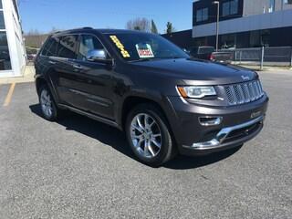 2016 Jeep Grand Cherokee Summit, Diesel, 20 Pouces, GPS, Toit Pano VUS