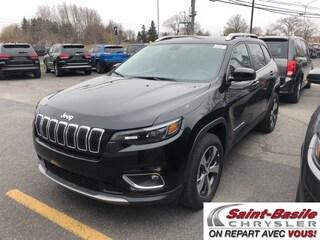 2020 Jeep Cherokee Limited VUS