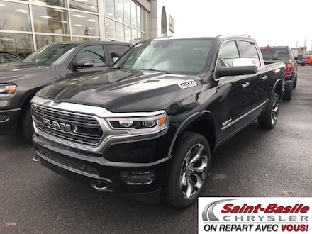 2020 Ram 1500 Limited Camion cabine Crew