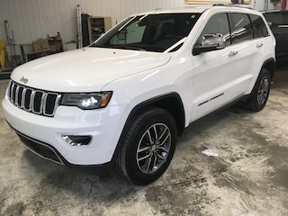 2018 Jeep Grand Cherokee Limited,GR. DE Luxe,Panoramique