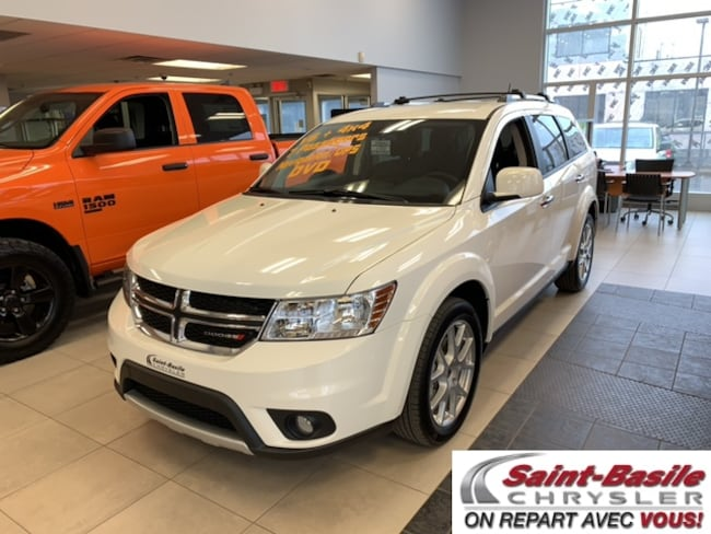 2018 Dodge Journey GT AWD VUS