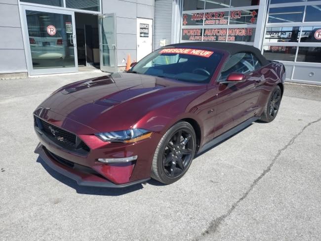 2018 Ford Mustang GT Premium Décapotable ou cabriolet