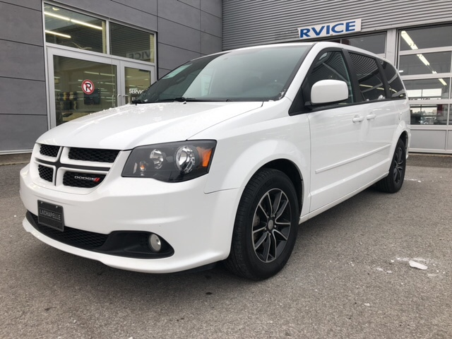 2017 Dodge Grand Caravan GT/LEATHER/BLUETOOTH Van