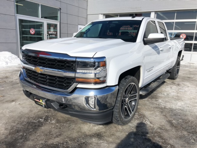 2016 Chevrolet Silverado 1500 1LT Camion cabine double