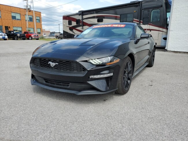 2018 Ford Mustang EcoBoost Coupé