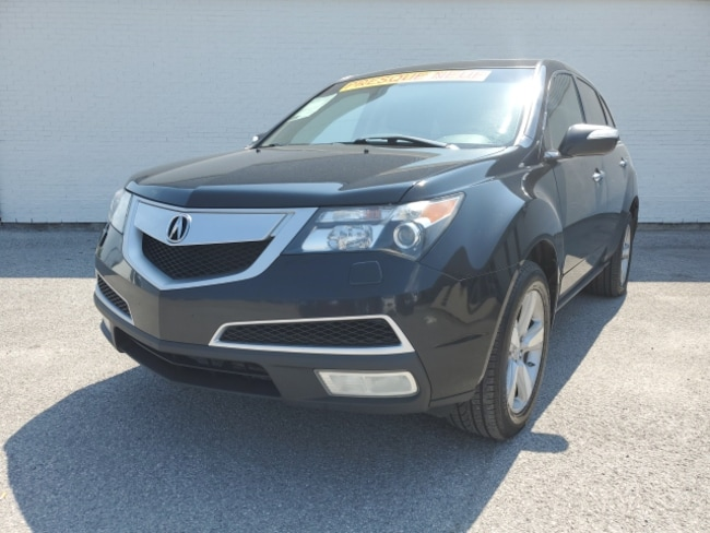 2013 Acura MDX Technology Package/AWD/BLUETOOTH VUS
