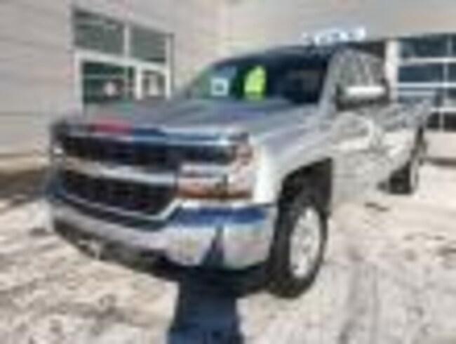 2018 Chevrolet Silverado 1500 LT-4X4-BLUETOOTH Camion cabine double