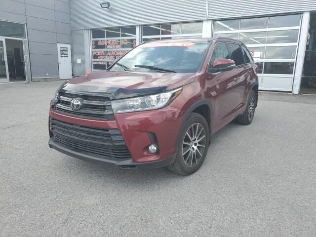 2017 Toyota Highlander LE VUS