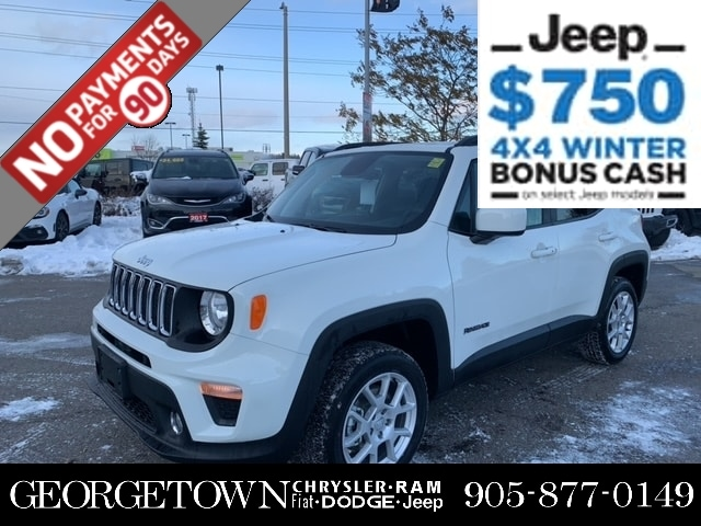 2019 Jeep Renegade North 4X4 COLD WEATHER GROUP SUV