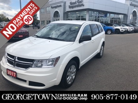 2017 Dodge Journey CVP FWD SUV